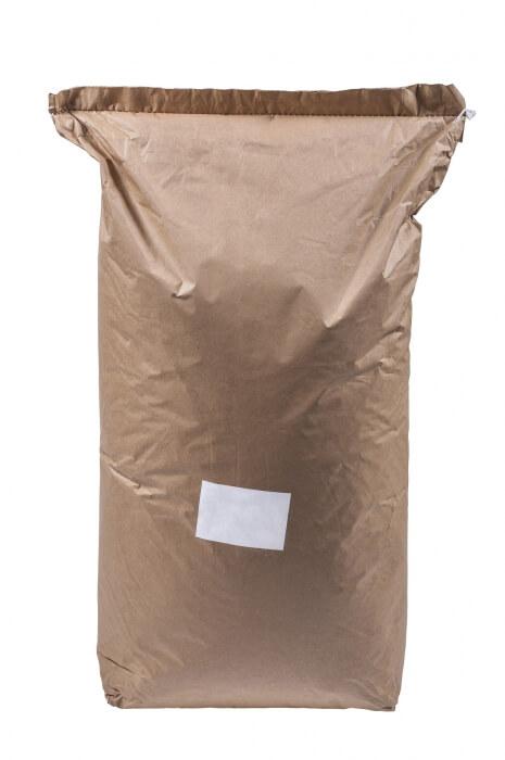 Natron vreča rjava